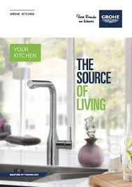 Grohe Essence Kitchen Faucet by Essence Kitchen Taps For Your Kitchen Grohe
