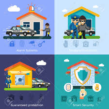 Home Security System Flat Vector Background Concepts. House Design ... Emejing Home Design Technology Ideas Decorating Next Generation Smart Home Technology World Health Architecture Culture Futureproofing The Startup Siliconangle Bamboo House Inspiration Permaculture Medcrunch Best 25 Tech House Ideas On Pinterest Light Images Interior The Future Concept Of Smart In 20hightech Security System Flat Vector Background Concepts Intels Tiny Puts Internet Things To Work