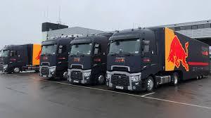 100 Redbull Truck Red Bull Series Racing