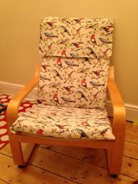 Poang Chair Cover Diy by Ikea Hack My Poang Chair Re Covered So Much To Craft So
