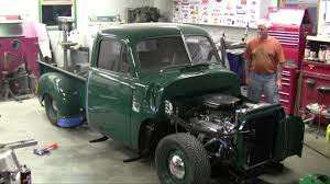 52 Chevy Truck Startup - YouTube Classic Parts 52 Chevy Truck A 1952 Ford F1 Pro Touring Radical Renderings Photo Old Carded 2013 Hot Wheels Chevy End 342018 1015 Am Rods Custom Stuff Inc For Sale With A Vortec 350 Engine Swap Depot Lq4 In Project Ls1tech Camaro And Febird Forum Chevy Lowrider Pinterest Trucks Trucks Industries On Twitter Nick Menke Of Huntington Beach Ca Ebay Find Clean Kustom Red 3100 Series Pickup 1954 54 Chevrolet Sales Brochure Original Manual 2018 Hot Wheels Chevrolet Truck 100 Years 18
