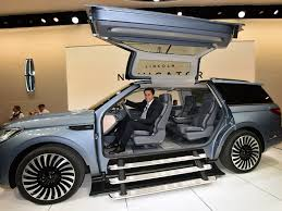 Lincoln's Yacht-Sized Concept SUV Has A Closet And Staircase | WIRED Spied 2018 Lincoln Navigator Test Mule Navigatorsuvtruckpearl White Color Stock Photo 35500593 Review 2011 The Truth About Cars 2019 Truck Picture Car 19972003 Fordlincoln Full Size And Suv Routine Maintenance Used Parts 2000 4x4 54l V8 4r100 Automatic Ford Expedition Fullsize Hybrid Suvs Coming Model Research In Souderton Pa Bergeys Auto Dealerships Tag Archive Lincoln Navigator Truck Black Label Edition Quick Take Central Florida Orlando