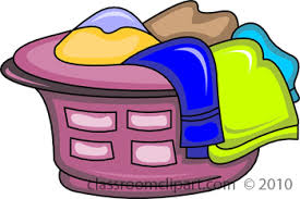 Clip Art Laundry Clipart
