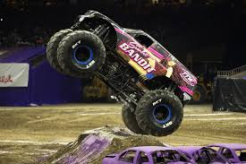 Scarlet Bandit | Monster Jam