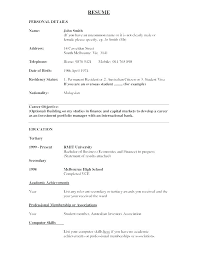 Teller Manager Resume Bank Resumes Samples Example For Entry Level