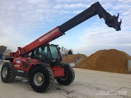 100 Trucks For Sale In Montana Used Manitou MT 845 Turbo Reach Truck Price US 23236 For Sale