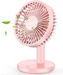 mosotech usb ventilator 3 geschwindigkeiten 7 lüfterblätter design sehr leise tischventilator für schlafzimmer zuhause büro und im freien