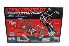 100 Tamiya Truck RC Electric Actuator Set 114 Scale Tipper