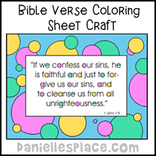 Cain And Abel Bible Verse Coloring Sheet For Childrens Sunday School From Daniellesplace