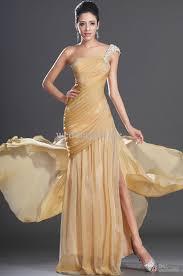 gold chiffon evening dress evening dresses dressesss