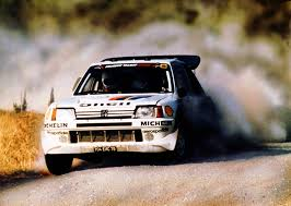 Peugeot Group B Not as overtly bonkers as the others but more