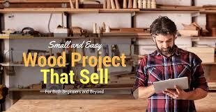 50 Wood Projects That Make Money Small And Easy Crafts To Build Sell