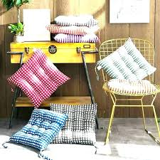 Cool Washable Dining Chair Cushions Machine