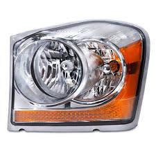 headlights for dodge durango ebay