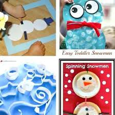 Toddler Winter Crafts Easy Activities For Toddlers My Bored And 6 Preschool