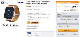 Deal Alert] Get An Asus ZenWatch For $124 On Newegg After ... Newegg Coupon 10 Percent The Ultimate Secret Of Lifetouch Coupon Code Enfamil 5 Off Carolina Pottery 20 Voucher October 2019 Sales Shopback Cable Mod Imgur 25 Off Just Candy Codes Top Deals Eureka School Supplies Code Love To Dream Promo Entire Order Instocklabels Express Coupons Sharemoney How Save On Toppicked Smartphones Ipads And Streaming Missguided Canada Call India