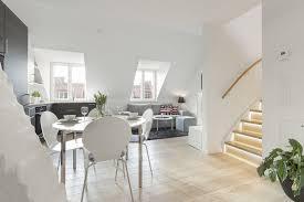 100 Attic Apartments Unique Stockholm Loft Apartment With Stylish Modern