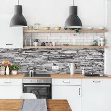 küchenrückwand arizona stonewall wohnung küche