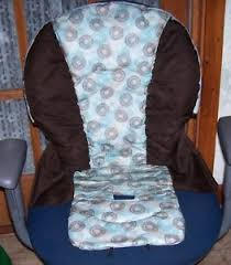Graco Contempo High Chair Replacement Seat Cover by Graco Doll High Chair With Baby Alive Doll