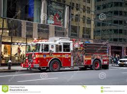 100 New York Fire Trucks City Truck Editorial Photo Image Of American 83429781