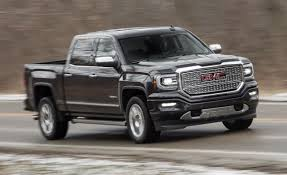 2016 GMC Sierra 1500 Denali 6.2L V-8 4x4 Test | Review | Car And Driver Ram Chevy Truck Dealer San Gabriel Valley Pasadena Los New 2019 Gmc Sierra 1500 Slt 4d Crew Cab In St Cloud 32609 Body Equipment Inc Providing Truck Equipment Limited Orange County Hardin Buick 2018 Lowering Kit Pickup Exterior Photos Canada Amazoncom 2017 Reviews Images And Specs Vehicles 2010 Used 4x4 Regular Long Bed At Choice One Choose Your Heavyduty For Sale Hammond Near Orleans Baton