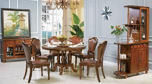 tisch polster sitz garnitur ess zimmer 6 stühle tische esszimmer stuhl rund