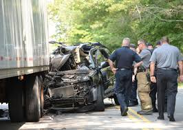 100 Hanson Trucking Woman Injured In Collision With Tractor Trailer In