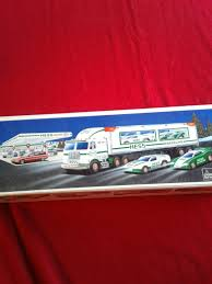 Hess Truck 1997 With Two Race Car - Mercari: BUY & SELL THINGS YOU ... 2016 Hess Toy Truck And Dragster All Trucks On Sale 2003 Racecars Review Lights Youtube Race Car 2011 Mib Ebay The Toy Truck Dragster With Photo Story A Museum Apopriately Enough On Wheels Celebrates Hess Toy Truck 2 Race Cars Mint In The Box Bag Play Vehicles Amazon Canada 25 Best Trucks Ideas Pinterest Cars Movie
