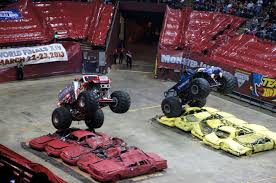 Monster Truck Jam : American Culture Explored In Tallahassee ...