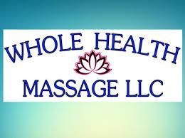 Book a massage with Whole Health Massage LLC