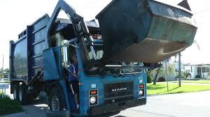 100 Trash Trucks On Youtube Garbage Truck 2008 Used Mack Le 600 Hiel 25 Yard Packer Garbage Truck
