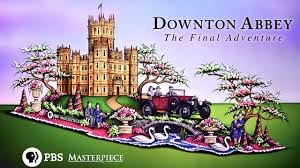 Parade Float Supplies Now by Downton Abbey U201d On Masterpiece Celebrates Its Final Season On Pbs