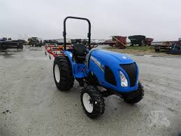 Deweze Bale Bed by Www Requipment Com 2017 New Holland Workmaster 33 For Sale