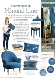 Pots Of Paint's Azurite Natural Emulsion - Ideal Home, October 2014 ... Coverking Saddle Blanket Customfit Seat Covers 2pcs Premium Fniture Armrest Cover Sofa Couch Chair Arm Protectors Stretchy Indigo Tucan Duvet Cover Chun Yi 2piece Stretch Jacquard Spandex Fabric Wing Back Wingback Armchair Slipcovers White Denim Shorts 6pcs Elastic Stretchable For Ding Room Home Party Hotel Wedding Ceremony Removable Washable Protector Slipcover Alexa Ii Slipcover Sofa Outdoor Patio Ikea Custom Maker Comfort Works How To Reupholster A Truck Avoid Getting Deepvein Thrombosis On Longhaul Flight Wear High Waisted Jeans With Pictures Wikihow