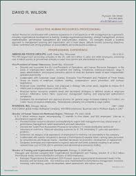 Hr Resume Sample Pdf New Resume Examples Human Resources ...