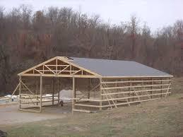 Menards Storage Shed Plans by Menards Garage Kits 25 Best Pole Barn Garage Ideas On Pinterest