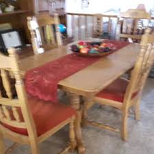 NEW PRICE Solid Maple Dining Room Set Including Table