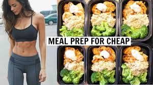 EASY MEAL PREP FOR WEIGHTLOSS