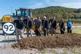 100 Two Men And A Truck Lexington Ky Groundbreaking For Realignment Of KY 92 In Two Counties BC 36 News