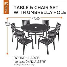 6 Person Patio Set Canada by Best 25 Round Patio Table Ideas On Pinterest Patio Fire Pit