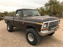 100 1978 Ford Truck For Sale F150 For ClassicCarscom CC1124708