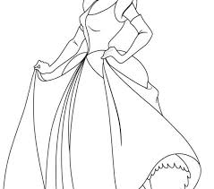 Cinderella Coloring Pages New Brockportcc Picture