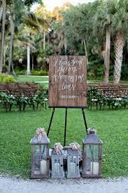 McKee Botanical Garden A Sparkle and Rustic Wedding A Chair