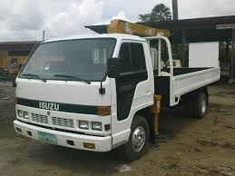 Isuzu Elf Npr Boom Truck - Buy Isuzu Elf Npr Boom Truck Product On ...