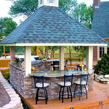 Backyard Bbq Area Design Ideas