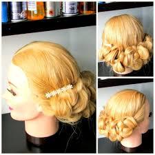 Braided Hairstyle Vintage Wedding