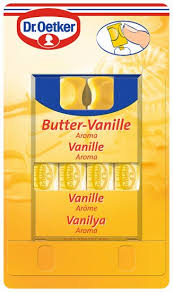 dr oetker butter vanille aroma 4er