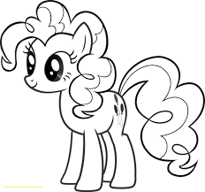 Unicorn Coloring Pages Online Easy