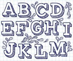 Best 25 Cool Cursive Fonts Ideas On Pinterest Tattoo Letter