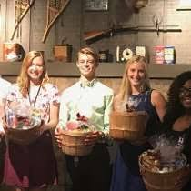 Cracker Barrel photo of Some of our 2017 Summer Interns